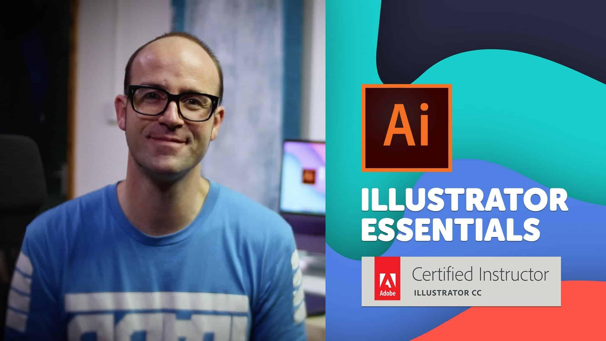 [Skillshare] Adobe Illustrator CC – Essentials Training