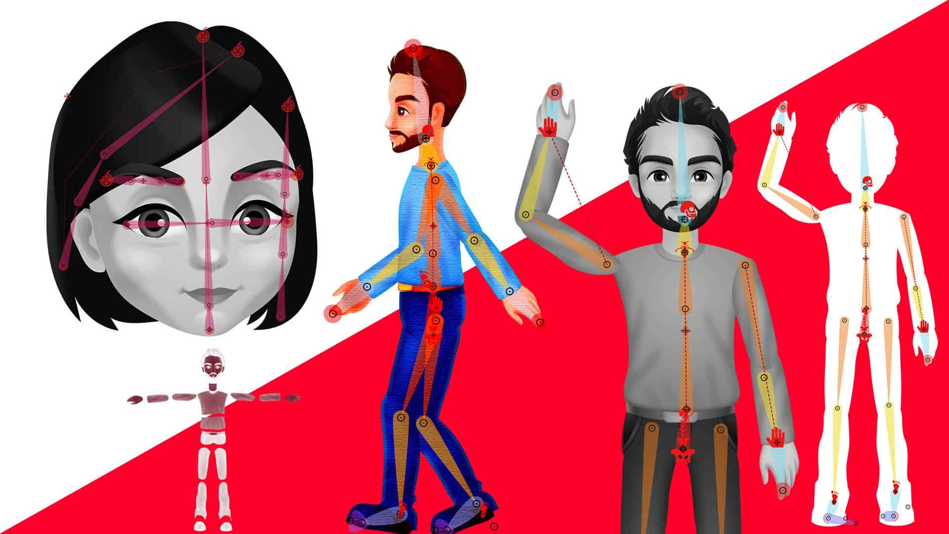 Duik 16 (Bassel) Rigging & Animation | Beginner to Advanced | After Effects CC 2018