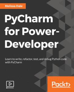 [Packtpub] PyCharm for Power-Developer