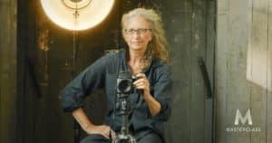 [MasterClass] ANNIE LEIBOVITZ TEACHES PHOTOGRAPHY