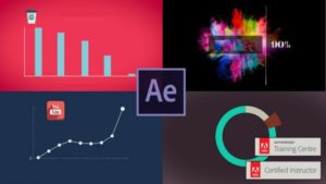 [Skillshare] Adobe After Effects CC - Animated Infographic Video & Data Visualisation.
