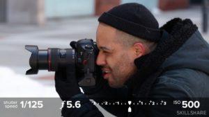[Skillshare] Fundamentals of DSLR Photography