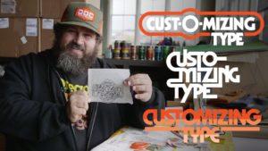 [Skillshare] Customizing Type with Draplin: Creating Wordmarks That Work