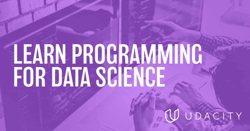 Udacity] Programming for Data Science v1 0 0 Free Download