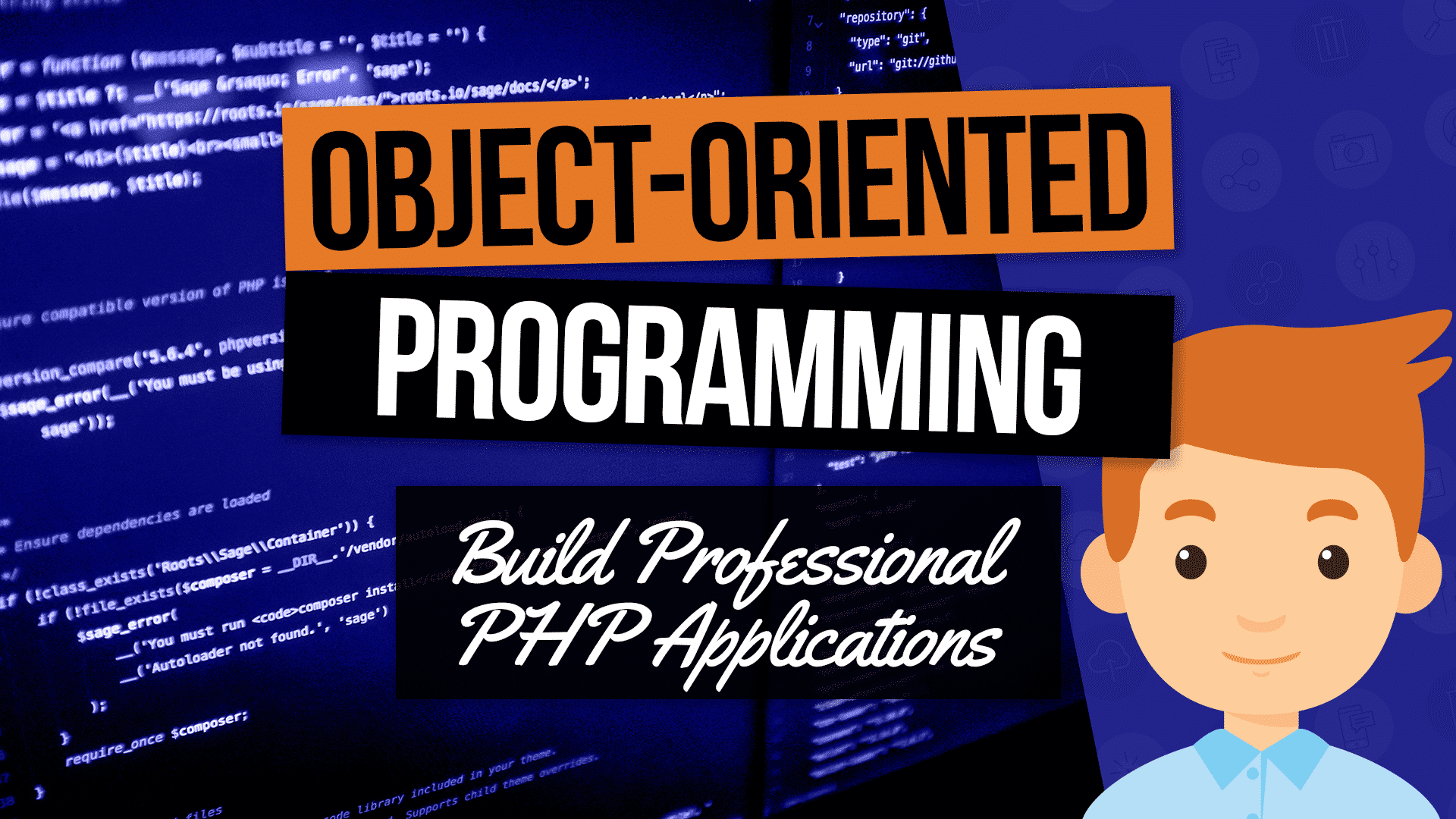 [Skillshare] Foundations: Build Professional PHP Applications With Object-Oriented Programming