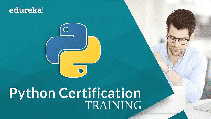 [Edureka] Python Certification Training for Data Science
