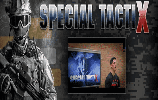 [ATHLEAN-X] Special TactiX – Jeff Cavaliere