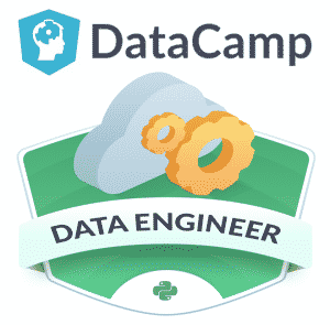 [Datacamp] Data Engineer with Python [Career Track]