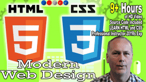 [SkillShare] Web Design - Modern HTML and CSS for creating Web Pages