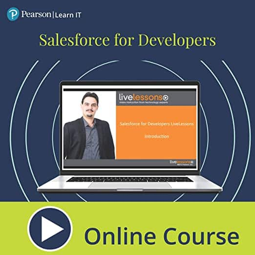 [Pearson] Salesforce for Developers