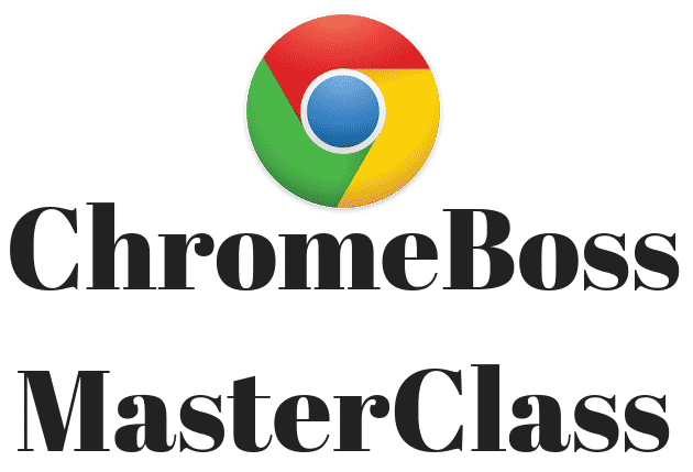 [Kim Dang] Chromeboss MasterClass