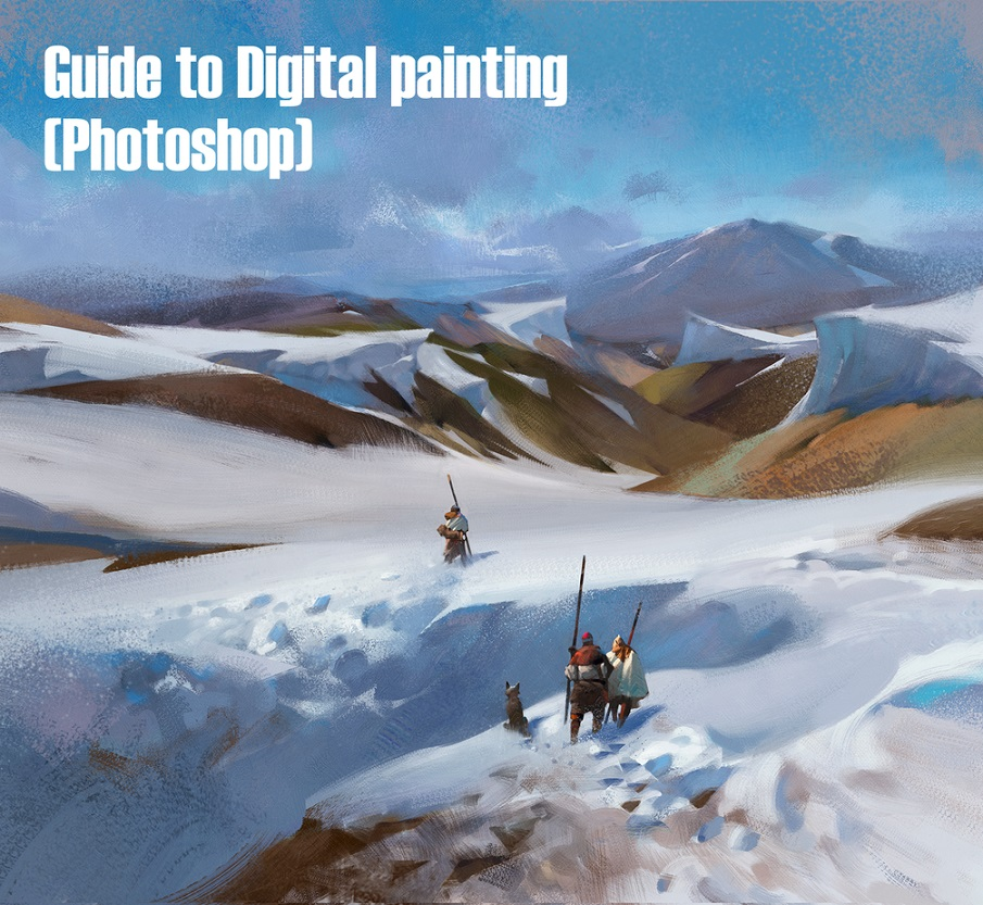 [Ivan Laliashvili] Guide to Digital Painting in Photoshop
