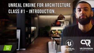 [SkillShare] Unreal Engine for Architecture – Class #1