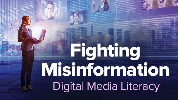 [The Great Courses] Fighting Misinformation: Digital Media Literacy
