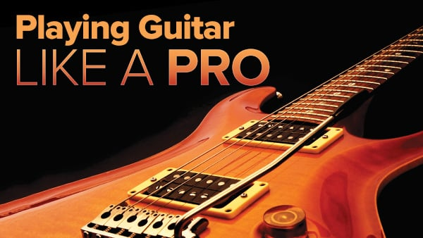 [The Great Courses] Playing Guitar like a Pro: Lead, Solo, and Group