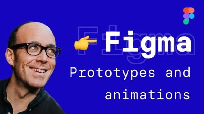 [SkillShare] Figma: Prototype and Animation techniques for UX/UI