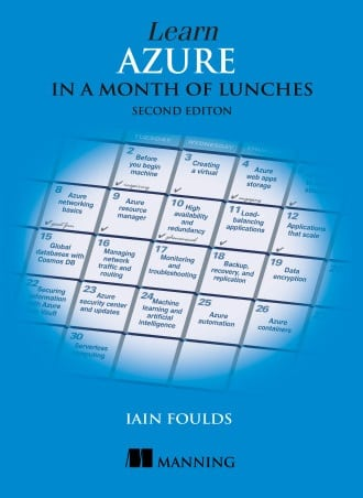 [MANNING] Learn Azure In A Month Of Lunches, Second Edition