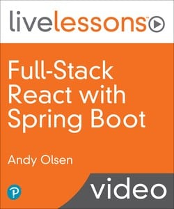 O'REILLY] Full-Stack React with Spring Boot