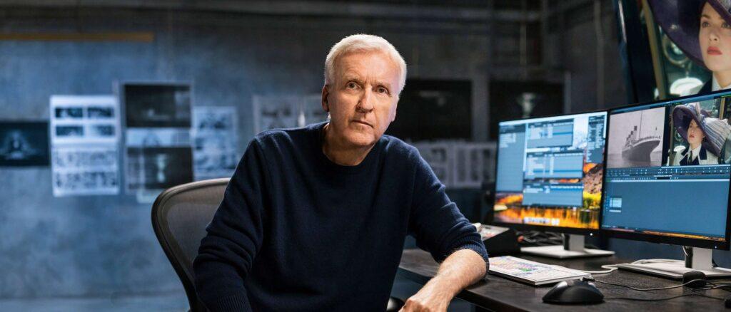 [Masterclass] James Cameron Teaches Filmmaking